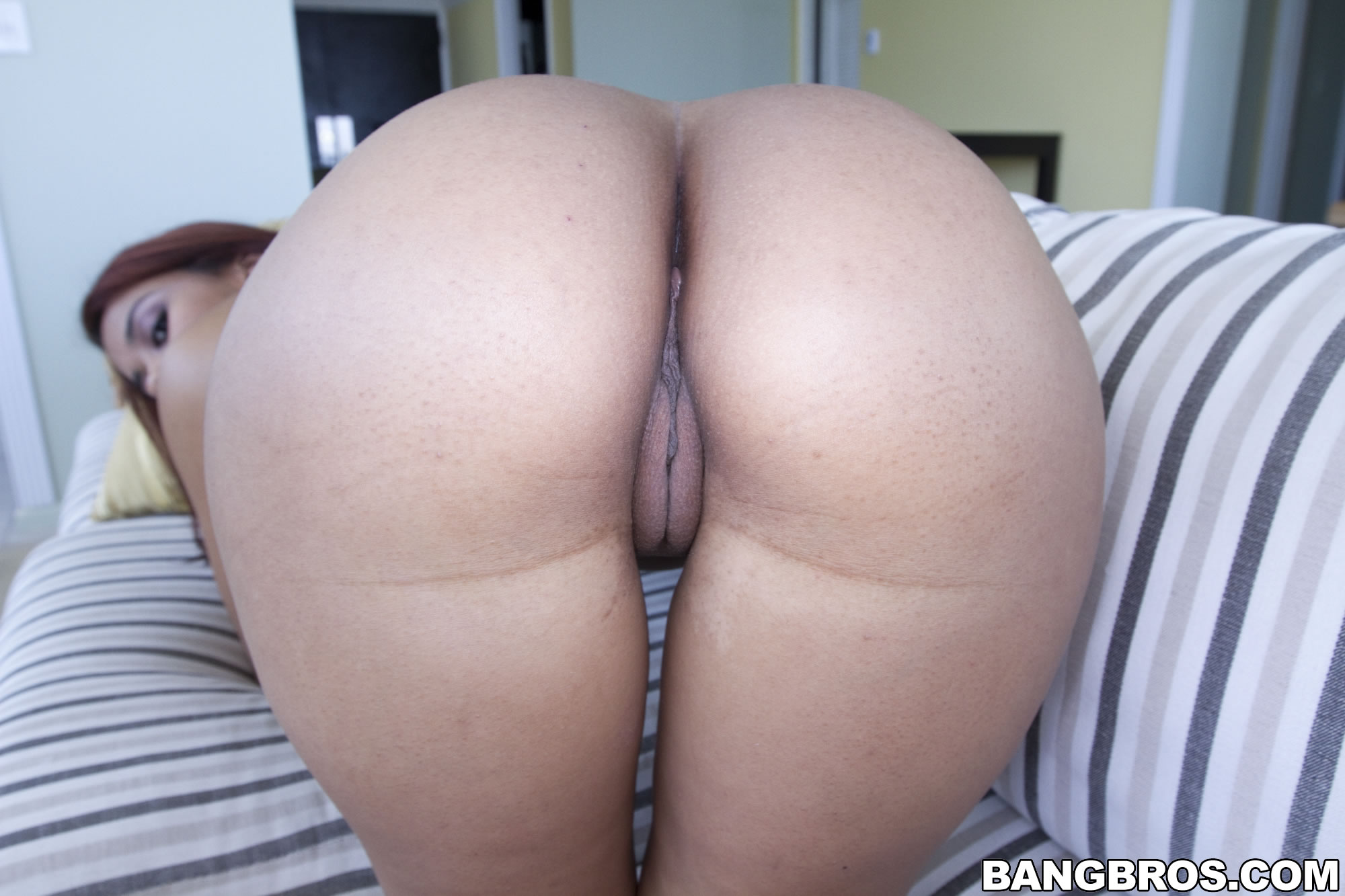 young dominican ass